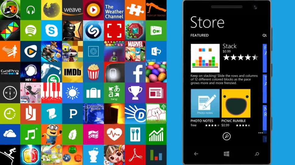 Microsoft, Smartphone, Windows Phone, Windows Phone 8.1