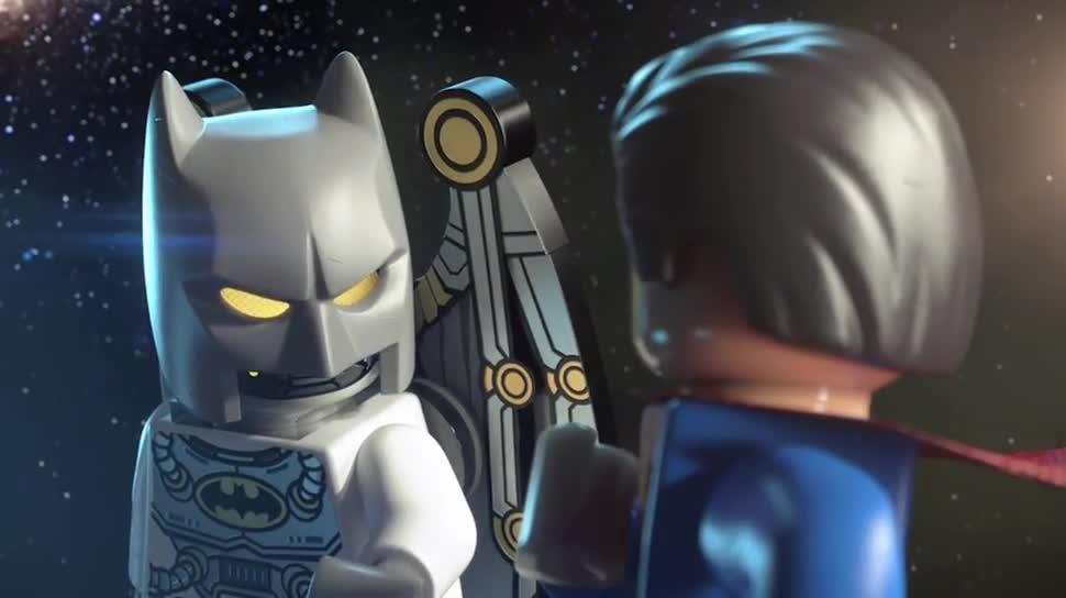 Trailer, actionspiel, Warner Bros., Teaser, Lego, LEGO Batman, Lego Batman 3, Beyond Gotham