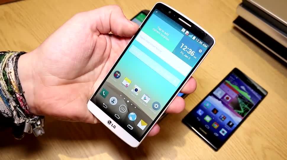 Smartphone, Android, LG, Quadcore, KitKat, LG G3, Qualcomm Snapdragon 801, Android 4.4.2, G3, 2560x1440, QuadHD, Laser Autofocus, Laser Autofokus