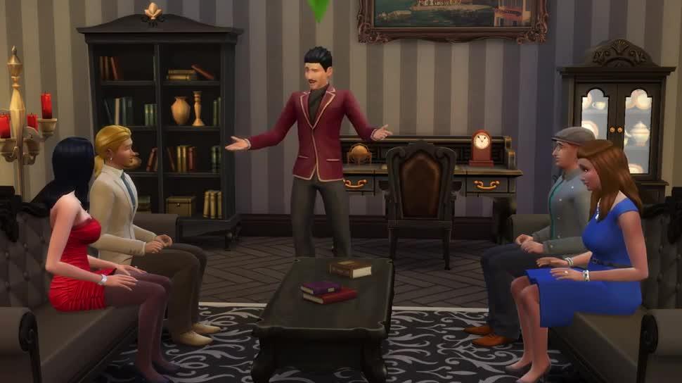 Electronic Arts, Ea, Simulation, Die Sims 4, Die Sims