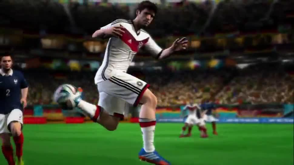 Electronic Arts, Ea, Fußball, EA Sports, Fifa, Weltmeisterschaft, Fußball Weltmeisterschaft, EA Sports FIFA Fußball-Weltmeisterschaft 2014