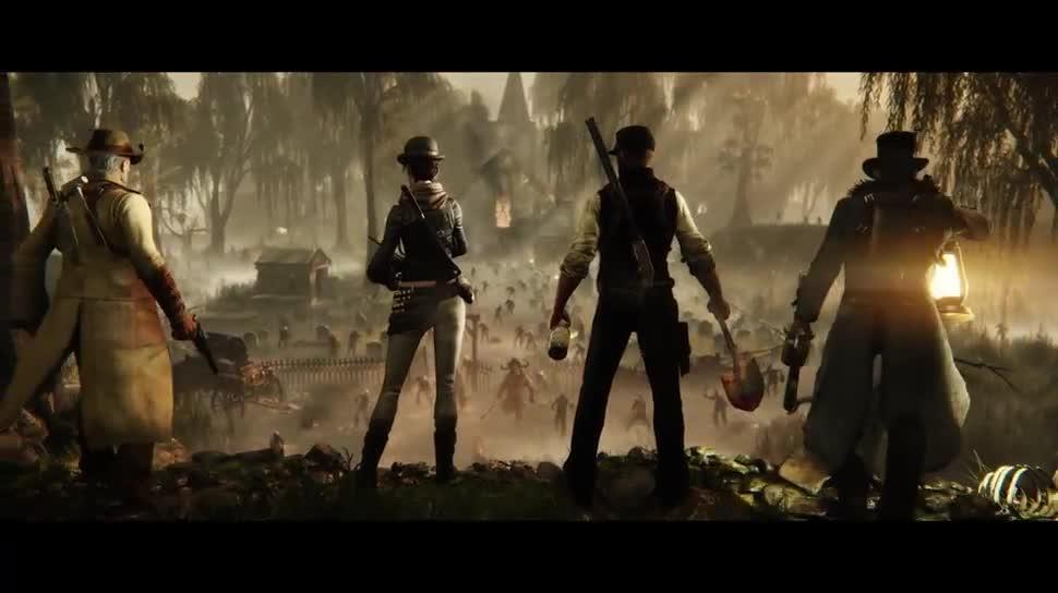 Trailer, Crytek, Online-Shooter, Hunt, Horrors of the Gilded Age