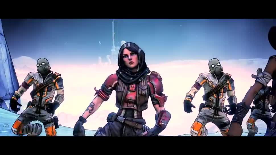 Trailer, Ego-Shooter, 2K Games, Borderlands, Borderlands: The Pre-Sequel