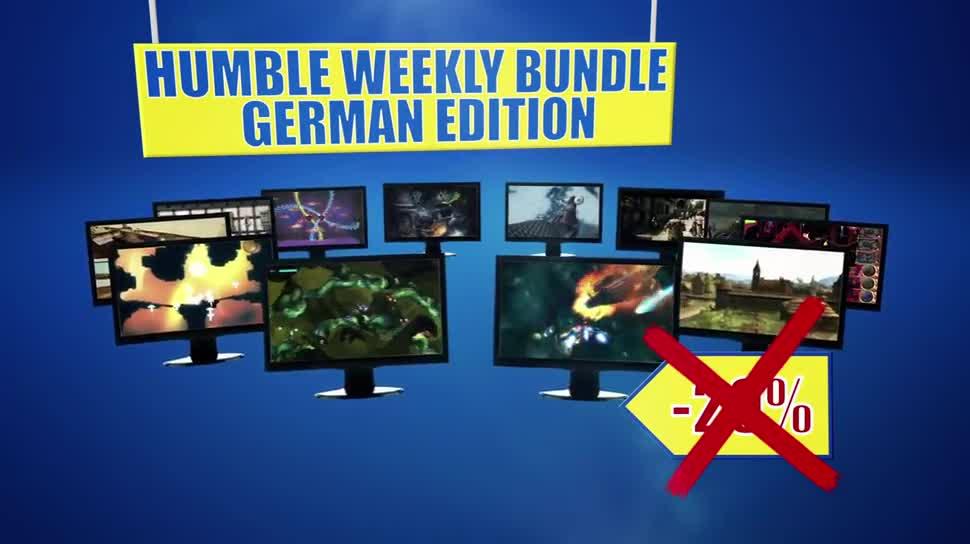 Spiele, Games, Angebot, Humble Bundle