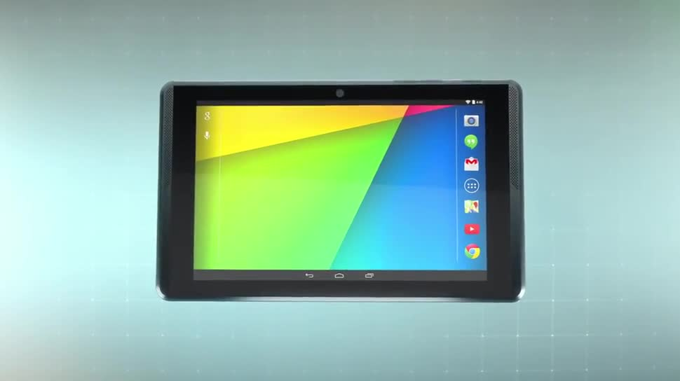 Google, Tablet, Tegra K1, Google Project Tango, Project Tango