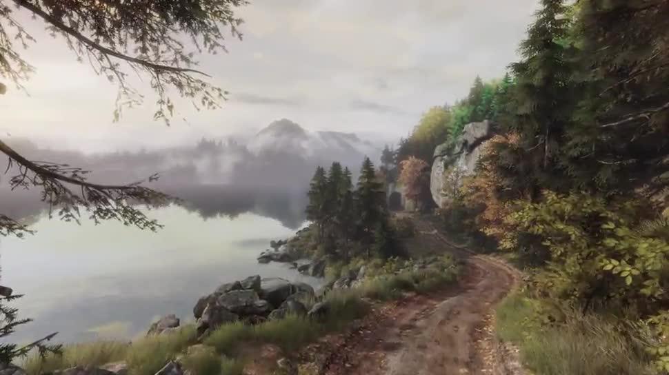 Trailer, E3, Adventure, E3 2014, The Vanishing of Ethan Carter, The Astronauts