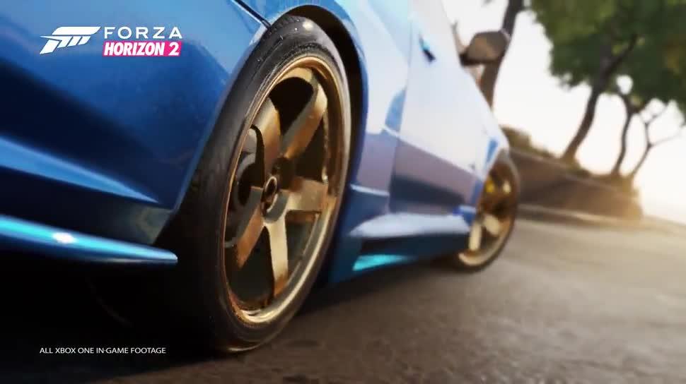 Microsoft, Trailer, Xbox, Xbox One, E3, Microsoft Xbox One, Rennspiel, E3 2014, Forza, Forza Horizon, E3 2014 Microsoft, Turn 10, Forza Horizon 2