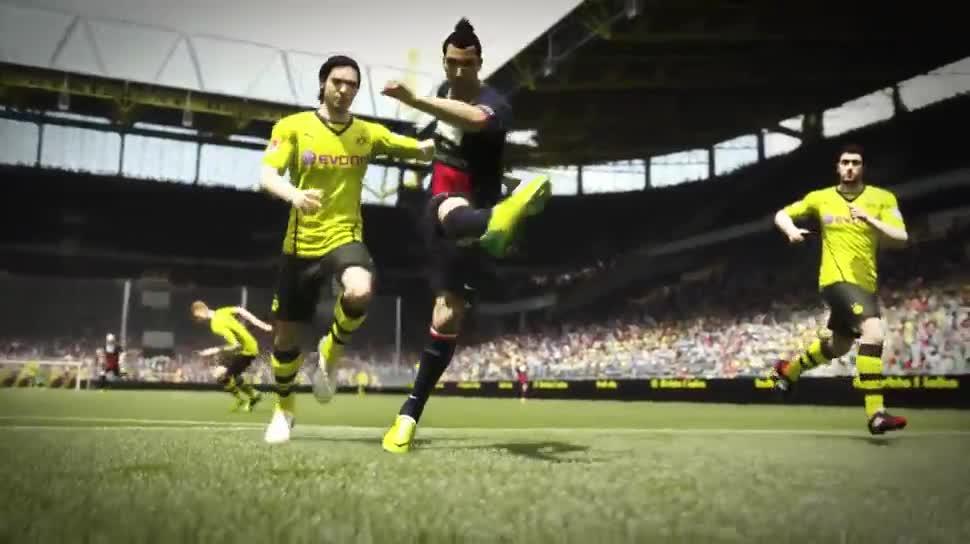 Trailer, Electronic Arts, Ea, E3, Fußball, EA Sports, Fifa, E3 2014, FIFA 15