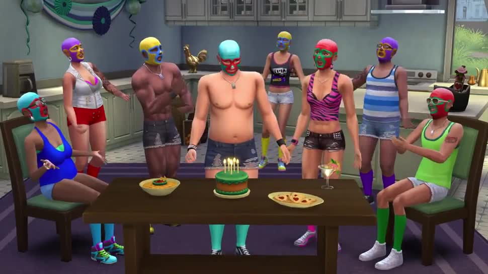 Trailer, Electronic Arts, Ea, E3, Simulation, E3 2014, Die Sims 4, Die Sims