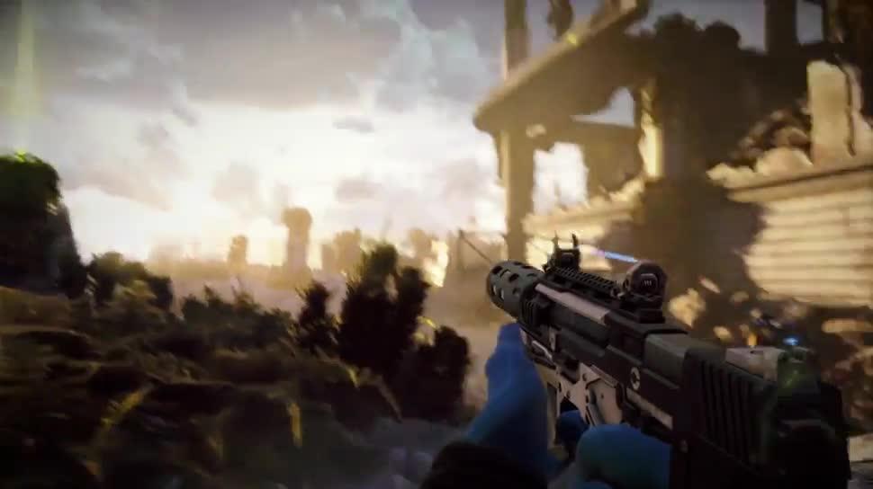 Trailer, Sony, Ego-Shooter, PlayStation 4, E3, Playstation, PS4, Sony PlayStation 4, Dlc, Sony PS4, E3 2014, Killzone, E3 2014 Sony, Killzone: Shadow Fall, Intercept