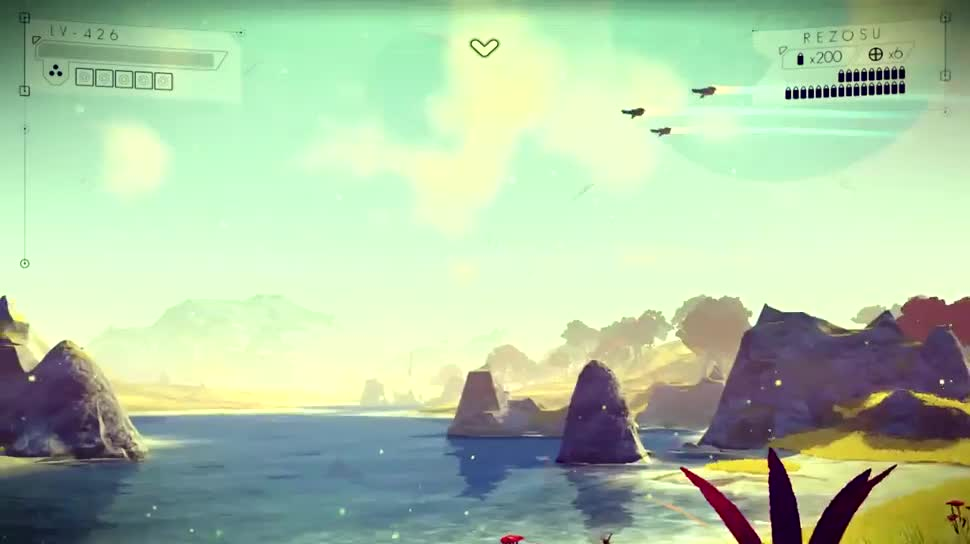 Trailer, E3, E3 2014, No Man's Sky, Hello Games