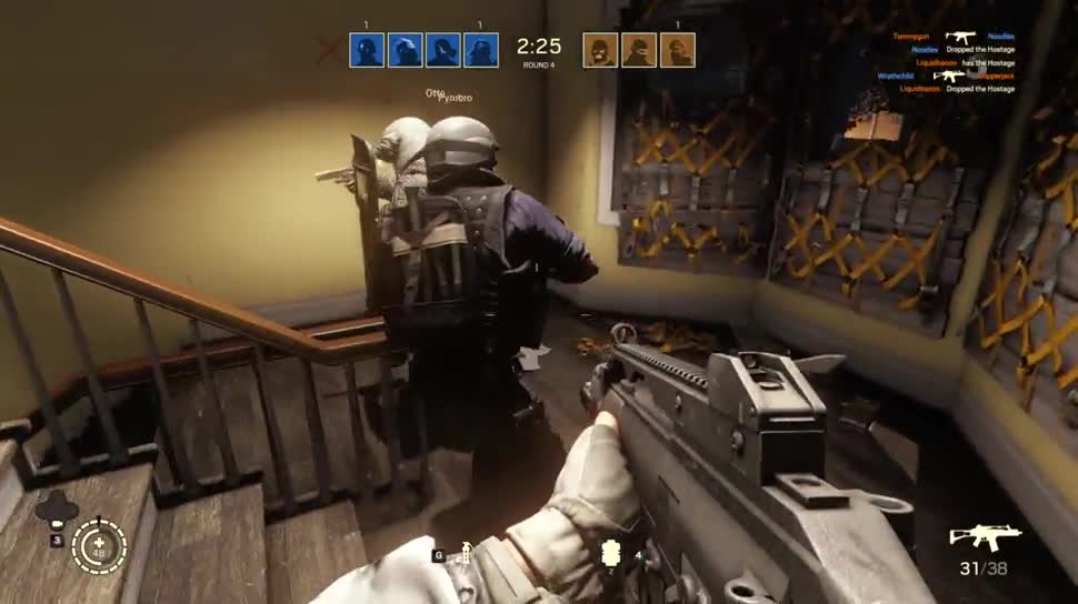 Ego-Shooter, E3, Gameplay, Ubisoft, E3 2014, Rainbow Six: Siege, Rainbow Six
