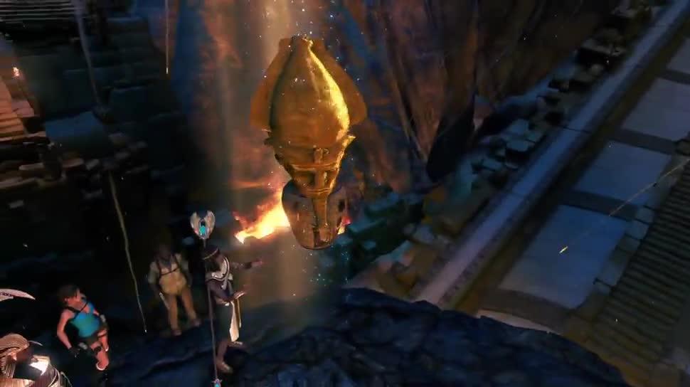 Trailer, E3, actionspiel, Square Enix, E3 2014, Lara Croft, Lara Croft and the Temple of Osiris
