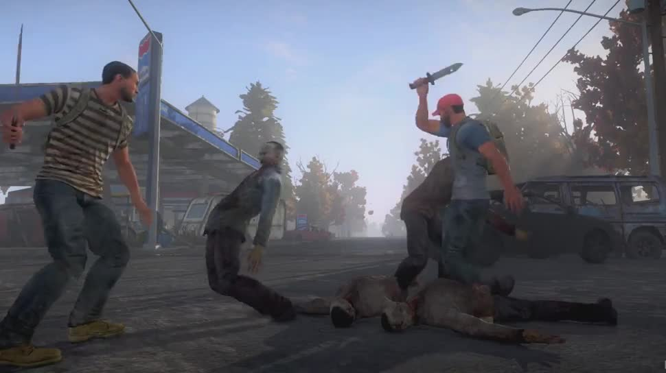 Trailer, E3, Online-Spiele, Free-to-Play, Zombies, E3 2014, Sony Online Entertainment, SOE, H1Z1