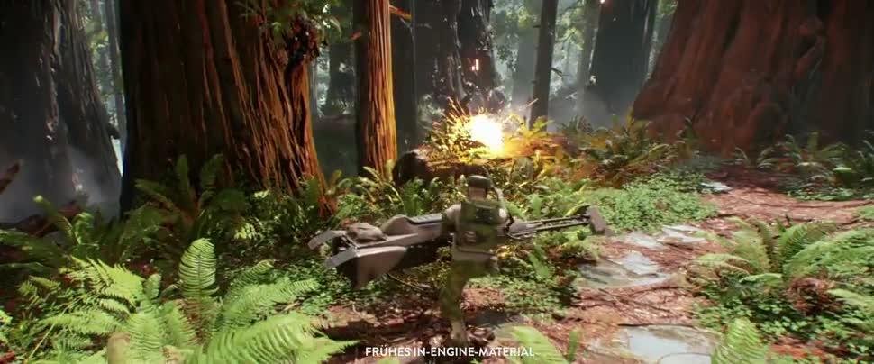 Trailer, Electronic Arts, Ea, E3, Star Wars, E3 2014, Star Wars: Battlefront, Battlefront