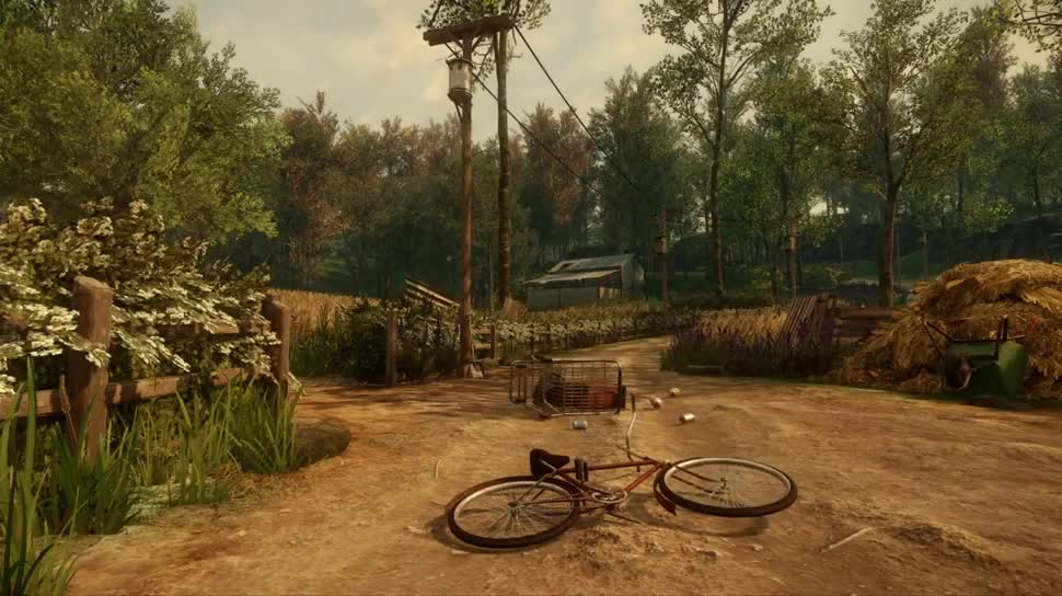 Trailer, Sony, PlayStation 4, E3, Playstation, PS4, Sony PlayStation 4, Sony PS4, E3 2014, E3 2014 Sony, Everybody's Gone to the Rapture, The Chinese Room