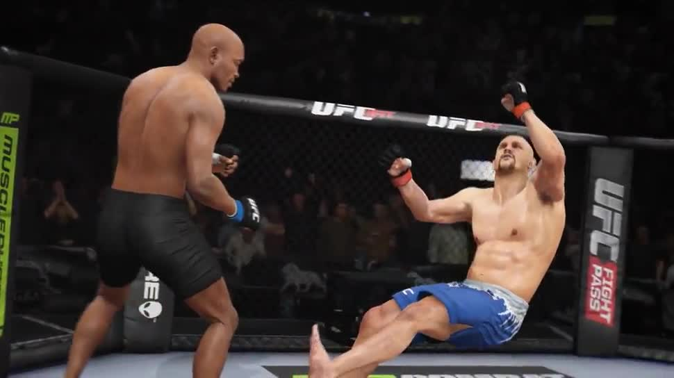 Trailer, Electronic Arts, Ea, Prügelspiel, EA Sports, UFC, EA Sports UFC