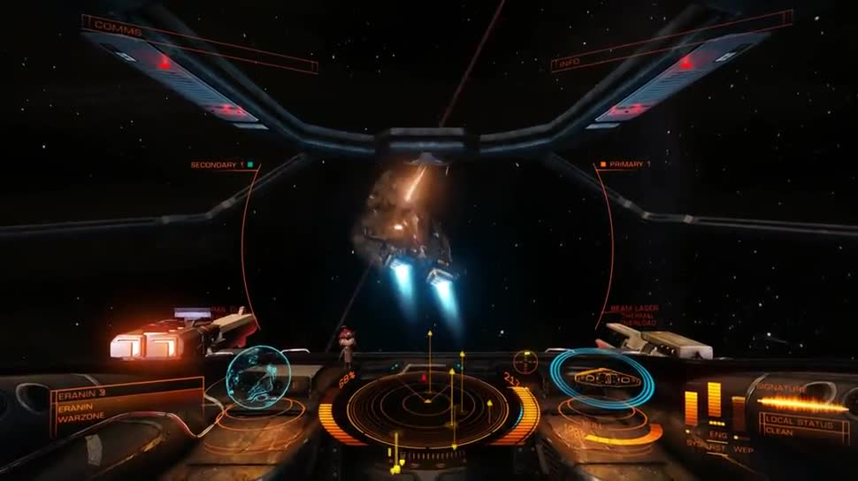 Trailer, E3, E3 2014, Weltraumsimulation, Elite, Elite: Dangerous, Frontier Developments