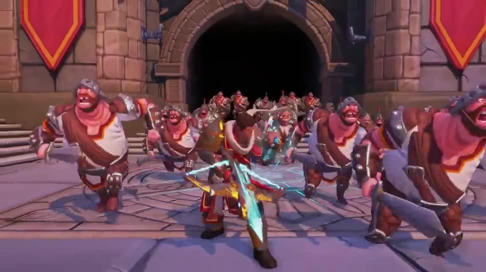 Trailer, Online-Spiele, Free-to-Play, Orcs Must Die, Gameforge, Orcs Must Die! Unchained