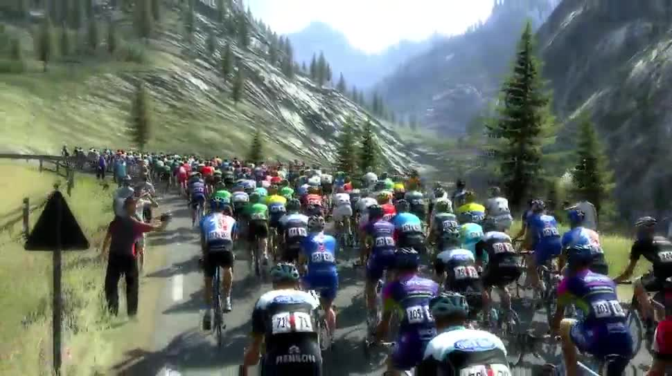 Trailer, Rennspiel, Simulation, Focus Interactive, Le Tour de France, Tour de France 2014