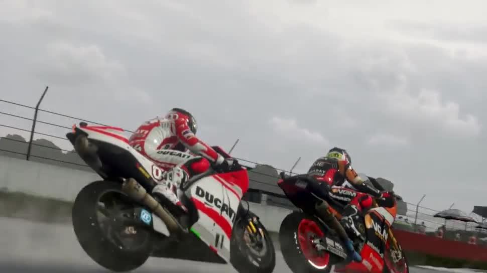 Trailer, Rennspiel, Namco Bandai, Milestone, MotoGP, MotoGP 14