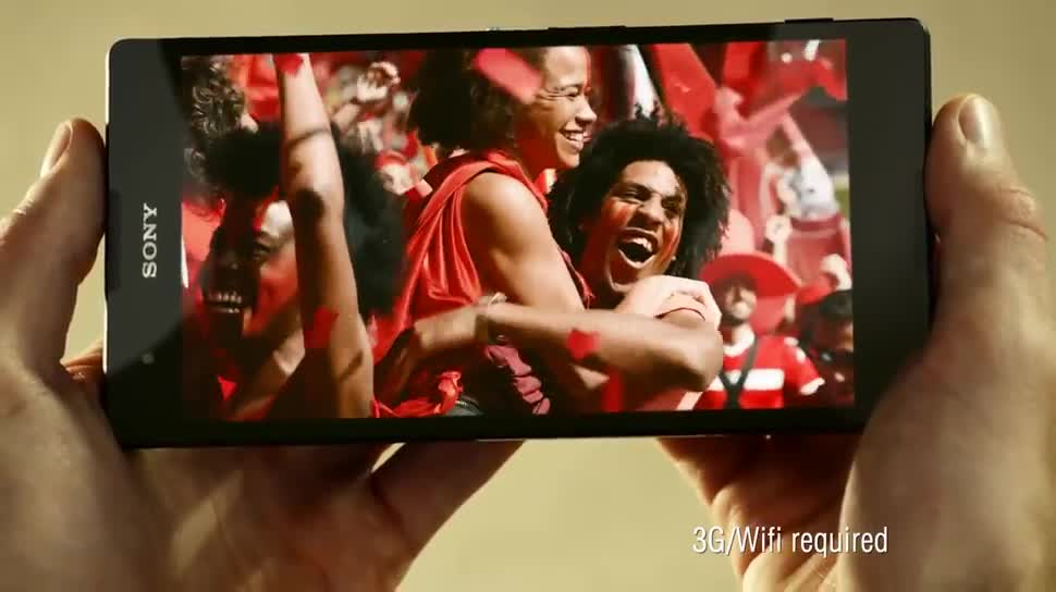 Smartphone, Android, Sony, Werbespot, Fußball, Xperia, Sony Xperia, Fußball Weltmeisterschaft, Fußball Wm, Xperia Z2, Sony Xperia Z2