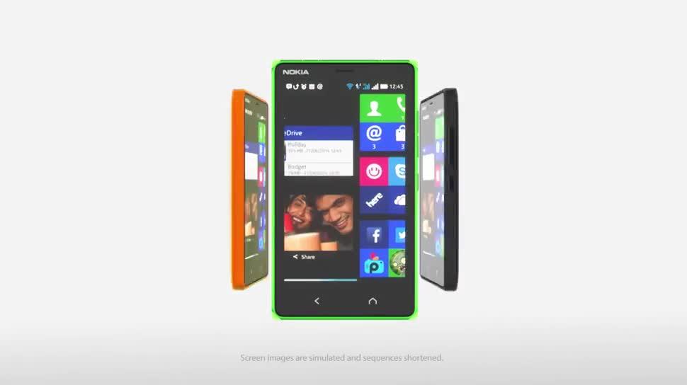 Microsoft, Smartphone, Android, Nokia, Dual-SIM, Nokia X, Dual SIM, Nokia X2, Nokia X2 Smartphone