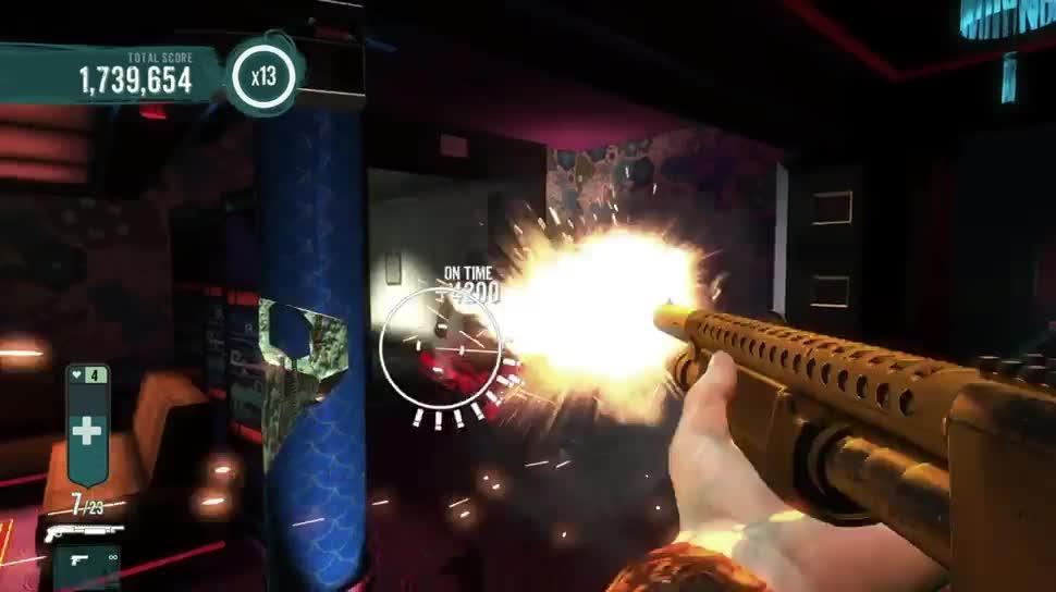 Trailer, Shooter, Focus Interactive, Blue Estate