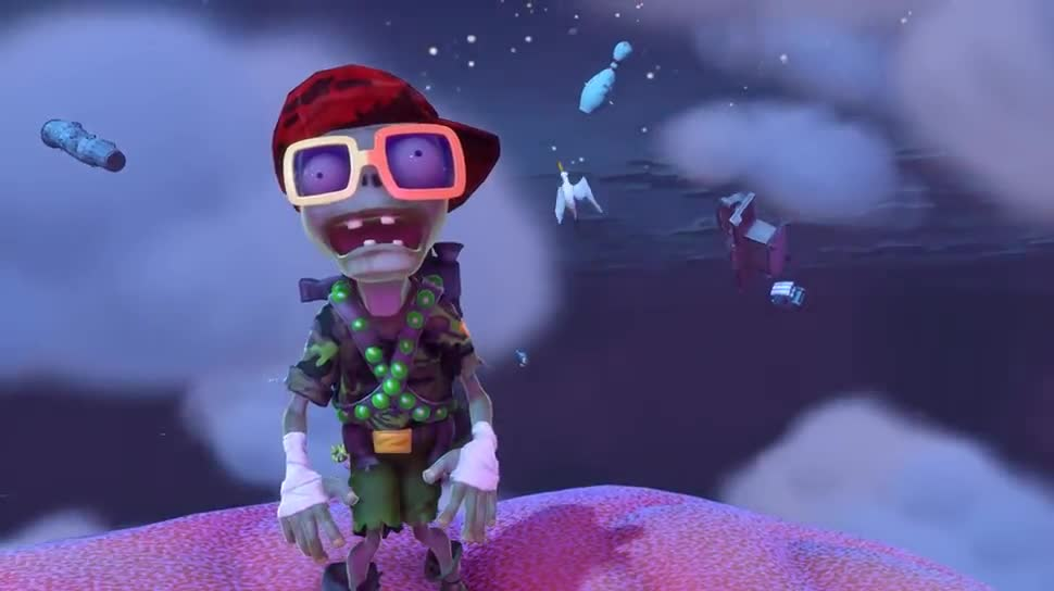 Trailer, Electronic Arts, Ea, Shooter, Online-Shooter, PopCap, Plants vs Zombies, Garden Warfare