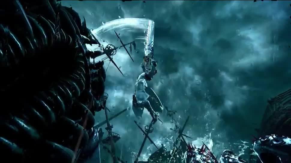 Trailer, Online-Spiele, Free-to-Play, Mmo, Mmorpg, Online-Rollenspiel, Vindictus, Nexon Europe