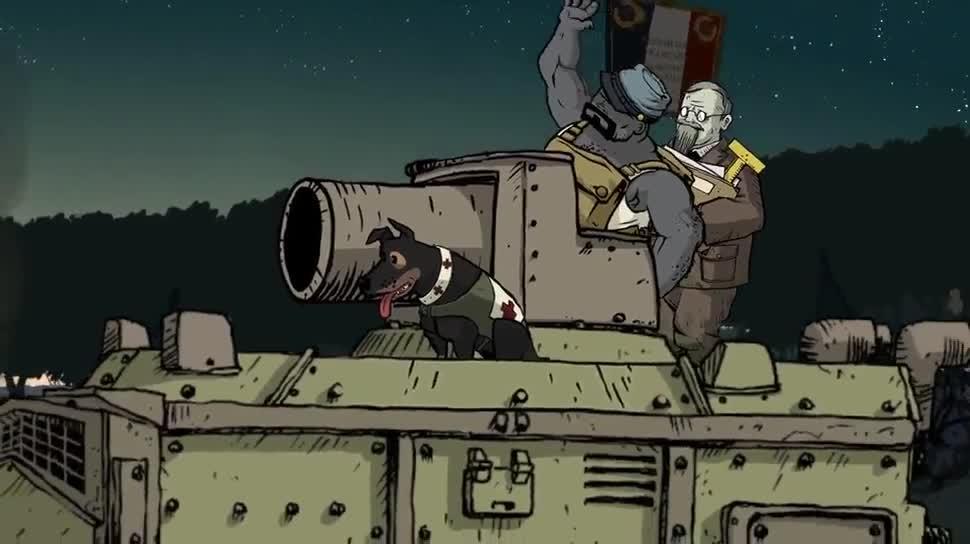 Trailer, Ubisoft, Adventure, Valiant Hearts, The Great War