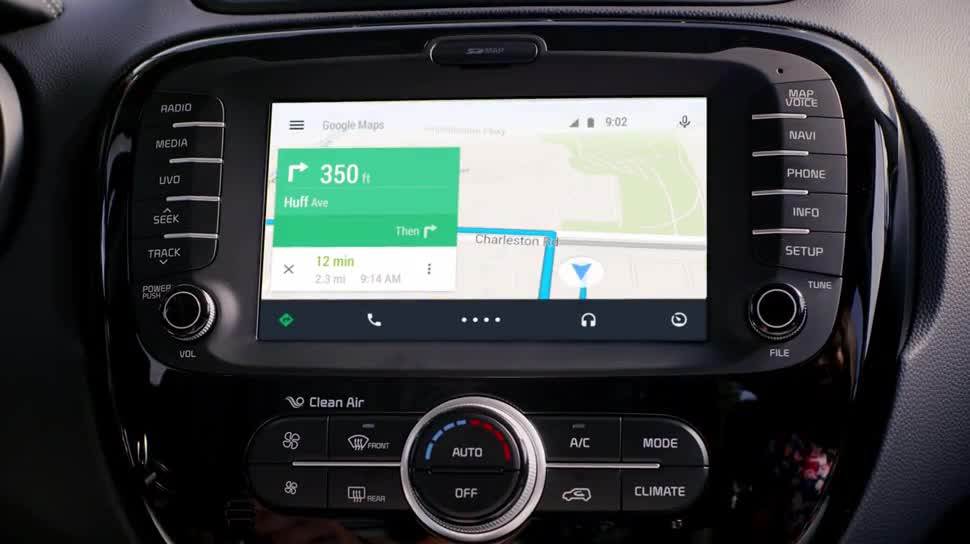 Google, Android, Google Maps, Navigation, Google I/O, Android Auto