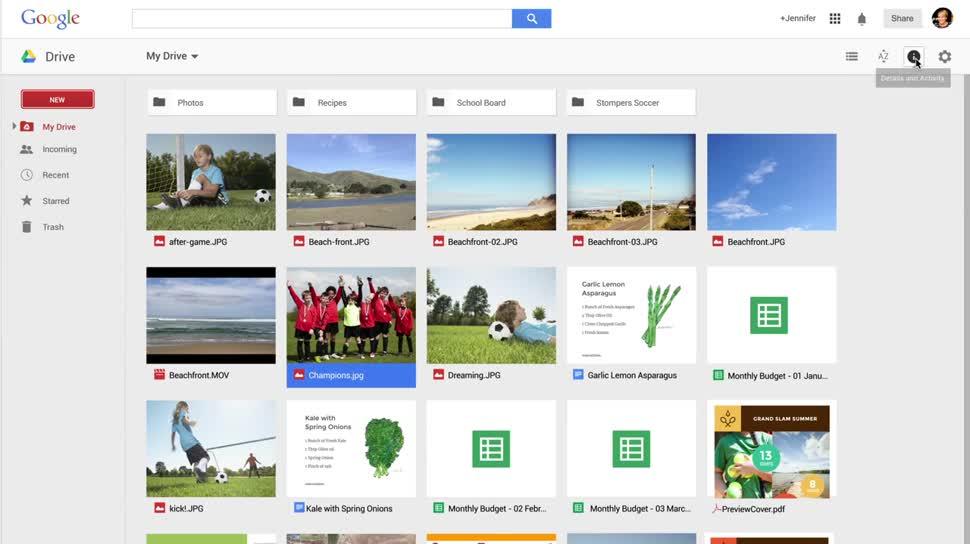 Google, Cloud, Cloud-Speicher, Google I/O, google drive