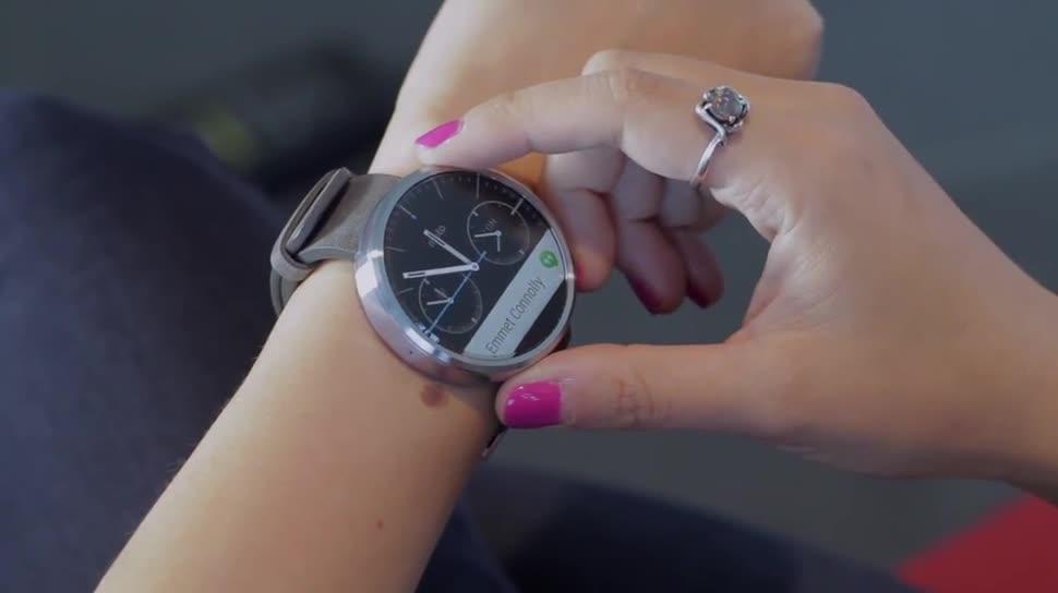 Motorola, Wearables, Motorola Mobility, Google I/O, Smartwatches, Android Wear, Moto 360, Motorola Moto 360
