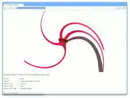 JavaScript, Chrome Experiments, V8-Engine