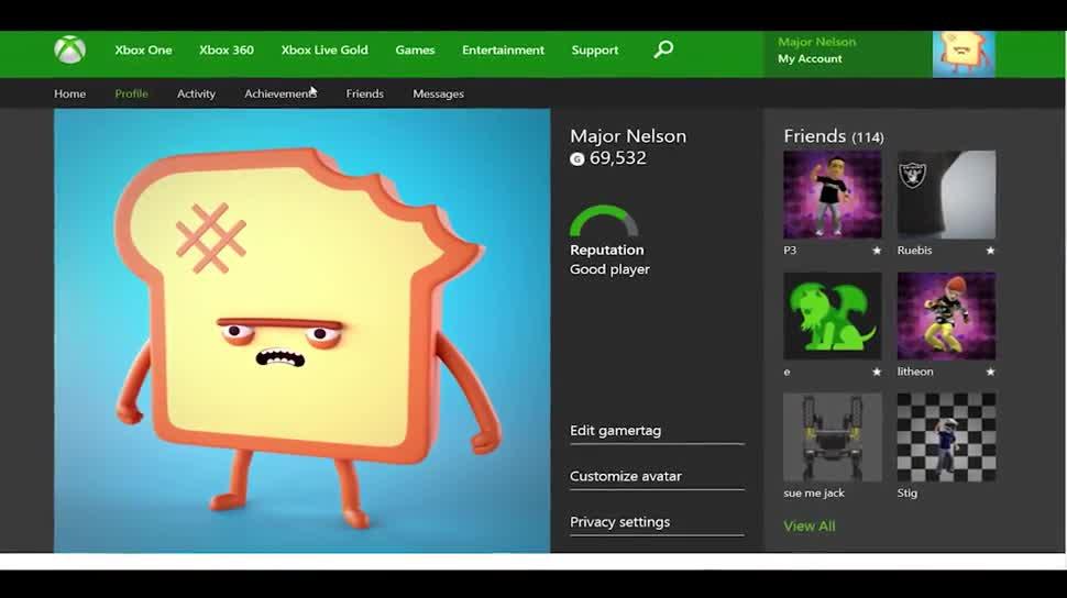 Microsoft, Xbox, Xbox One, Microsoft Xbox One, xbox.com