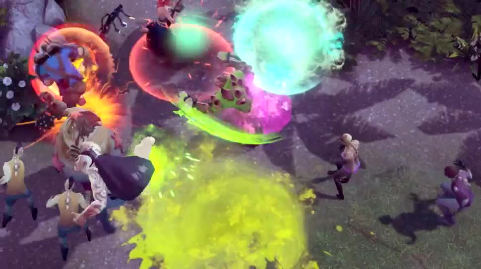 Trailer, Online-Spiele, Free-to-Play, Deep Silver, MOBA, Dead Island: Epidemic, ZOMBA