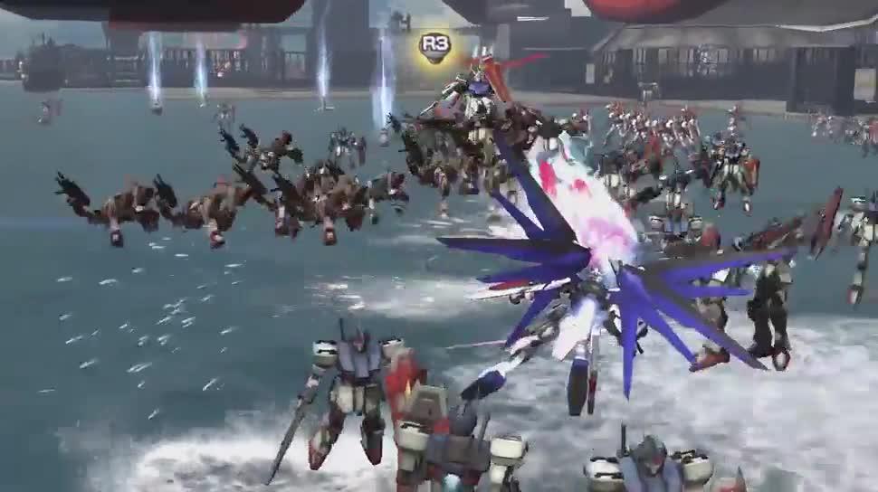 Trailer, Sony, Playstation, actionspiel, PlayStation 3, PS3, Tecmo Koei, Dynasty Warriors, Gundam Reborn