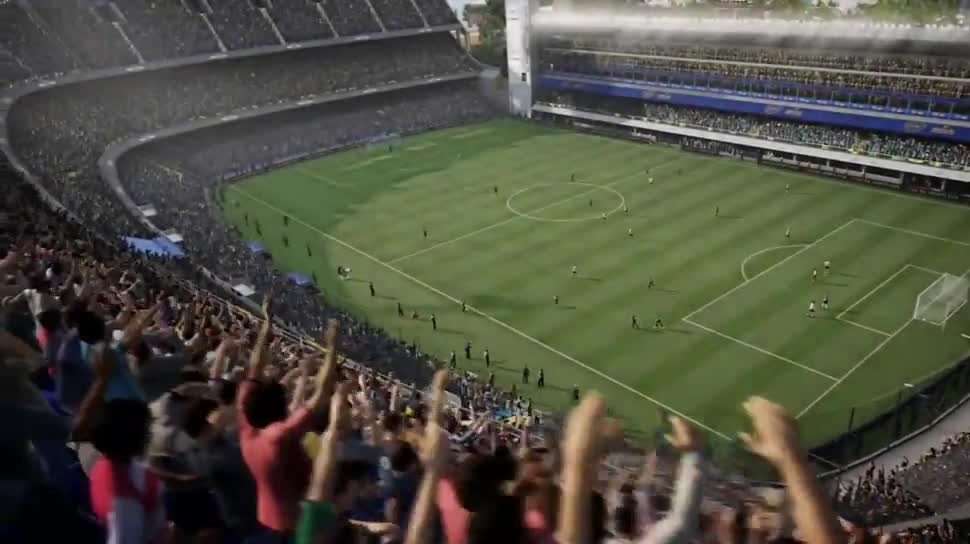 Electronic Arts, Ea, Fußball, Fifa, EA Sports, FIFA 15, Ignite Engine