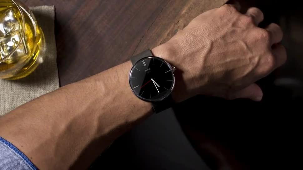 Motorola, Wearables, Android Wear, Moto 360, Motorola Moto 360