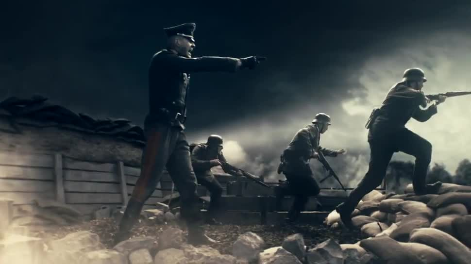 Trailer, Ego-Shooter, Online-Spiele, Free-to-Play, Mmo, Strategiespiel, Online-Shooter, Heroes & Generals, Reto-Moto