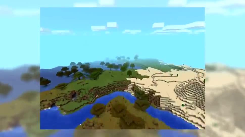 Teaser, Minecraft, notch, mojang, Minecraft Pocket Edition