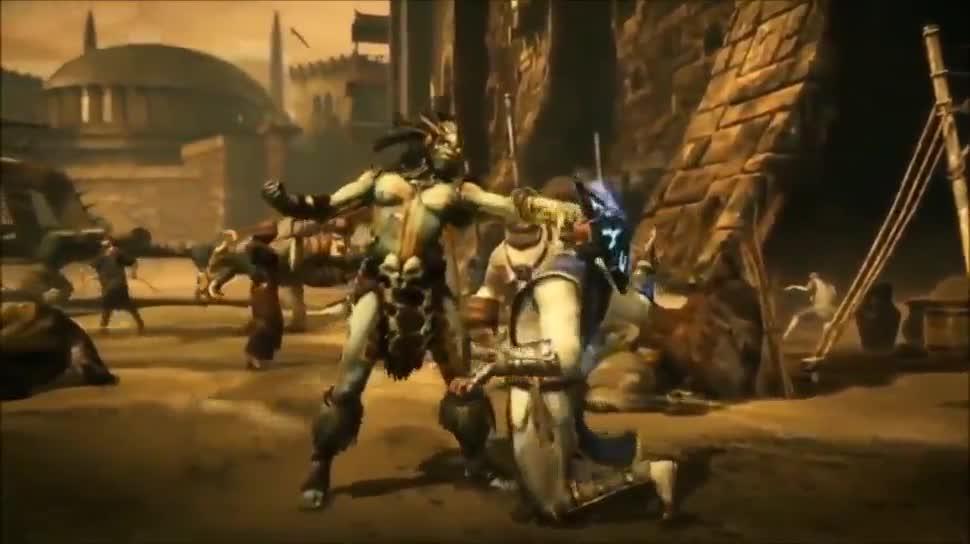 Gameplay, Prügelspiel, Mortal Kombat, Mortal Kombat X, NetherRealm, Evo, EVO 2014, Raiden