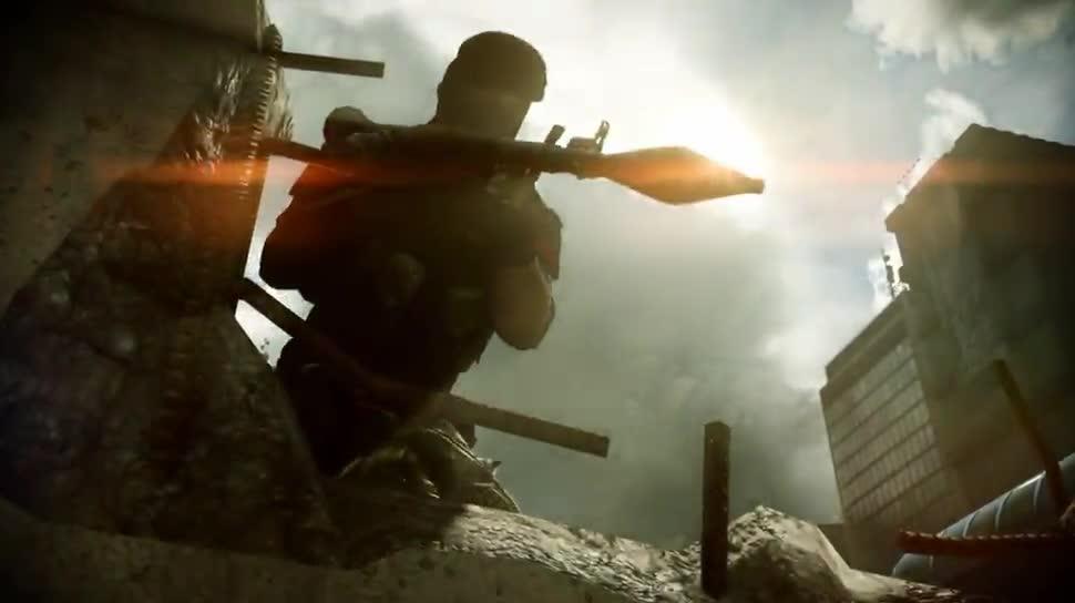 Trailer, Electronic Arts, Ego-Shooter, Ea, Dlc, Battlefield, Dice, Battlefield 4, Dragon's Teeth
