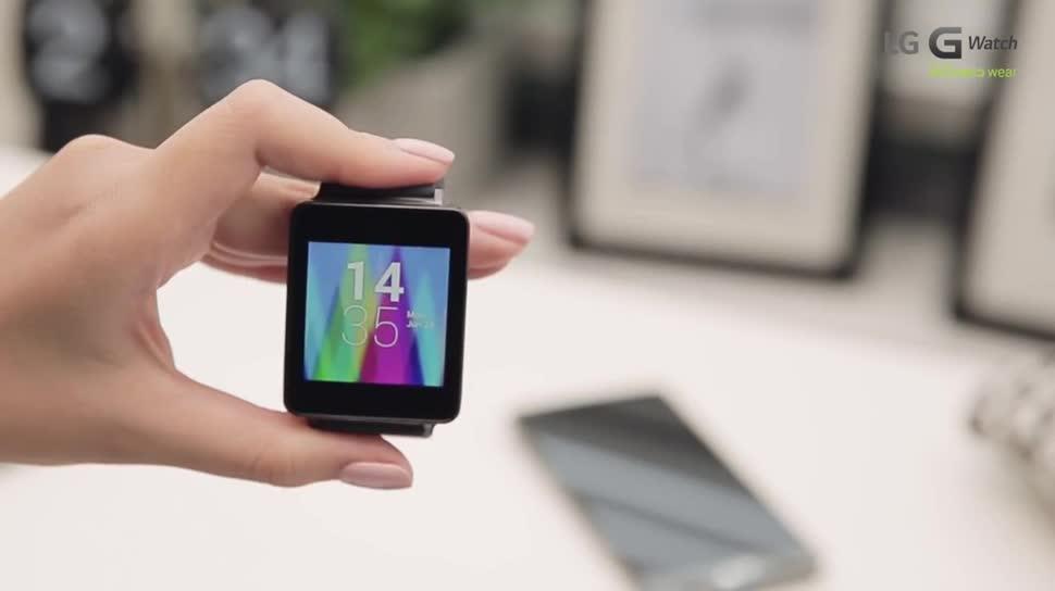 LG, smartwatch, Hands-On, LG Electronics, Wearables, Wearable, Android Wear, LG G Watch, G Watch