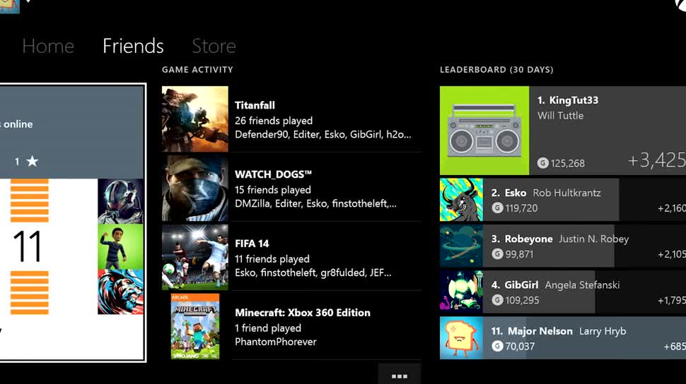 Microsoft, Update, Konsole, Xbox, Xbox One, Microsoft Xbox One, Dashboard, August