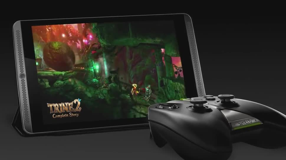 Tablet, Streaming, Nvidia, Controller, Nvidia Shield, Gamepad, Tegra K1, Nvidia Tegra K1, Nvidia Shield Tablet, Nvidia Shield Controller