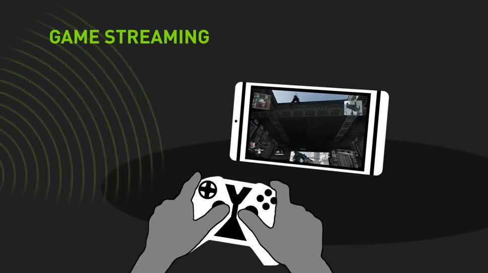 Tablet, Streaming, Nvidia, Controller, Nvidia Shield, Nvidia Shield Tablet, Nvidia Shield Controller, Nvidia GameStream