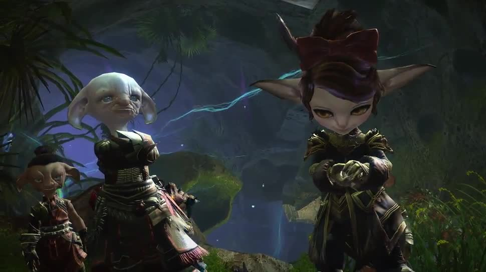 Trailer, Online-Spiele, Mmorpg, Mmo, Online-Rollenspiel, Guild Wars 2, Ncsoft, ArenaNet, Guild Wars, Im Bann des Drachen, Im Bann des Drachen (Teil I)