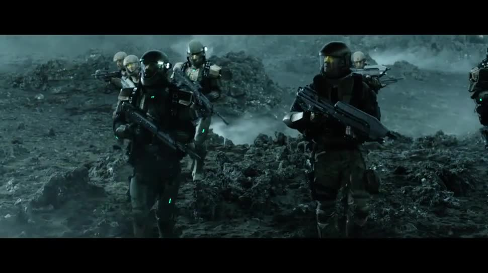 Microsoft, Trailer, Xbox, Xbox One, Xbox 360, Microsoft Xbox One, Serie, TV-Serie, Halo, Halo: Nightfall